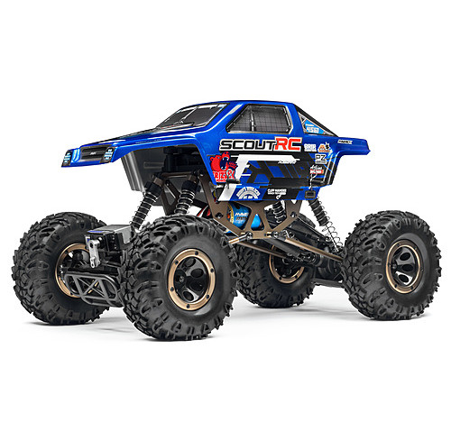 Scout RC 4WD 2.4Ghz Electric Rock Crawler Maverick