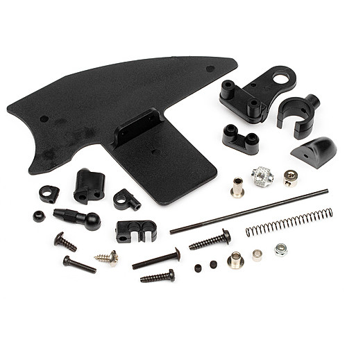 Parts/Screws Truggy/Buggy Trophy HPI