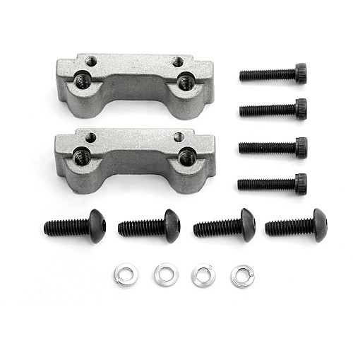 Engine Mount Set Trophy Nitro Series HPI