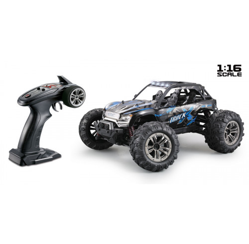 Sand Buggy Scale 1/16 4WD High Speed 2,4GHz Black/Blue Absima
