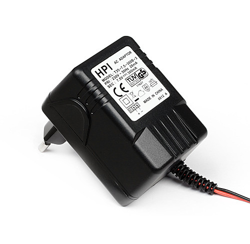 CARREGADOR OVERNIGHT FOR 6.0V 5 CELL (EU2PIN/230V, FUTABA PLUG) HPI