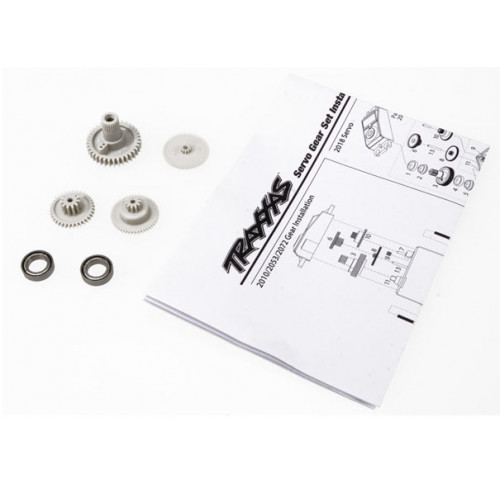 Gears Set for 2070, 2075 Servos Traxxas