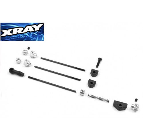 Brake/Throttle System Set XRAY