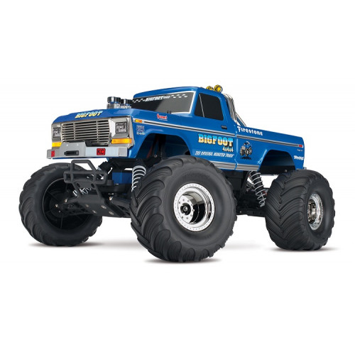 BigFoot Classic Monster Truck 1/10 XL 5 Ready To Race Traxxas
