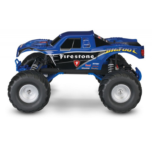 BigFoot Monster Truck 1/10 XL 5 Ready To Race Traxxas