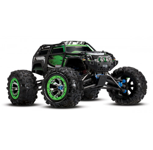 Summit Monster Truck 4x4 2.4GHz 1/10 Ready To Race Traxxas