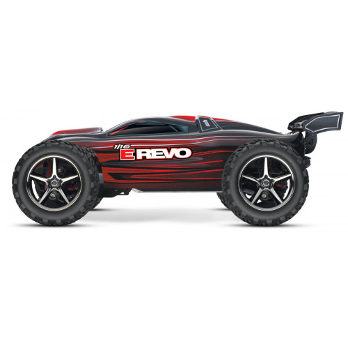 E-Revo Brushed 4WD 1/16 Ready To Race Traxxas
