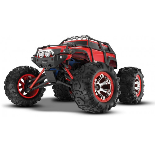 Summit VXL Brushless 1/16 4WD 2.4GHz TSM Ready To Race Traxxas