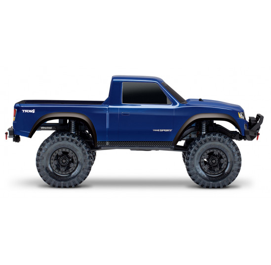 TRX4 Sport Crawler 4WD Electric Truck Scale Blue Traxxas
