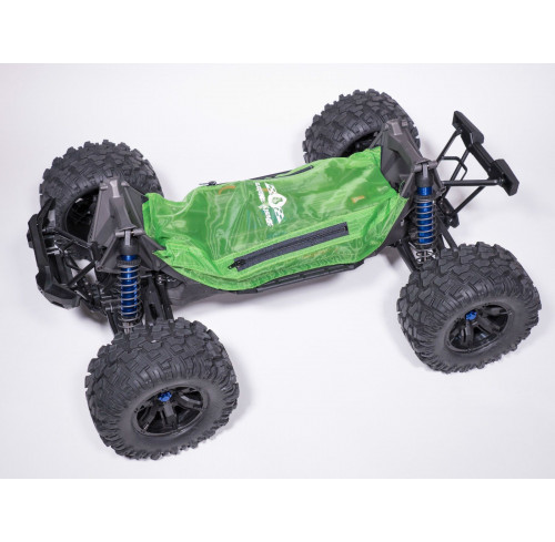 Traxxas X-MAXX Protection Cover GREEN Dusty Motors