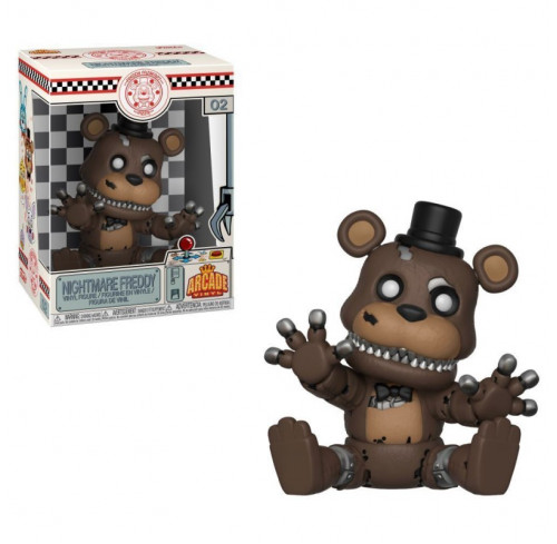 POP! Games: FNAF - Nightmare Freddy 02 Funko Pop!