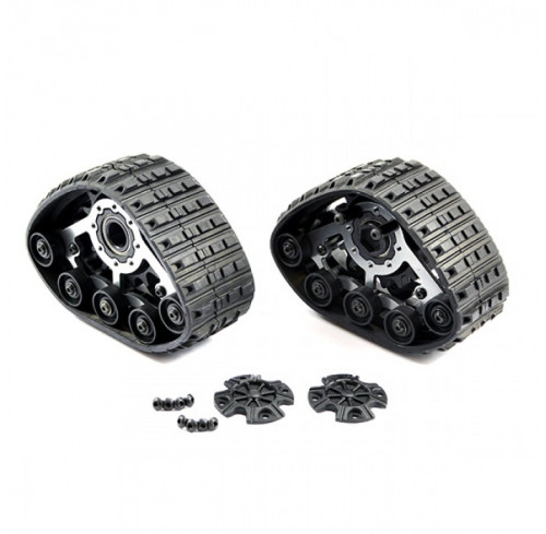 FURY 1:10 CRAWLER FRONT SNOW/SAND TRACKS (12MM HEX) FTX