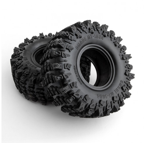 "Pneus MT 1904 1.9"" inch Off-Road Tires (2) GMADE"