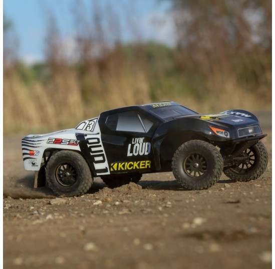 22S Kicker 1/10 SCT Short Course 2WD RTR LOSI