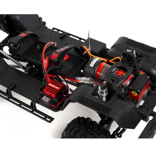 Scale Crawler Gen8 Scout II 1/10 Blue Edition RedCat Racing