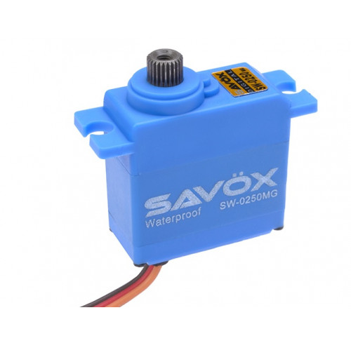 Micro Servo Digital (0.11s 5kg) Metal Gear Savox