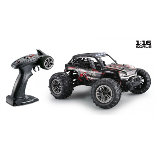 Sand Buggy Scale 1/16 4WD High Speed 2,4GHz Black/Red Absima