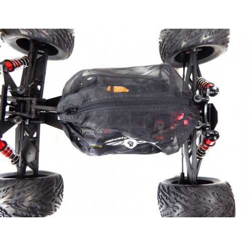 ARRMA Kraton/Talion Protection Cover BLACK Dusty Motors