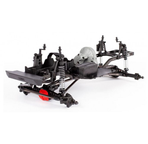 SCX10 II Raw Builders 1/10 4WD KIT AXIAL