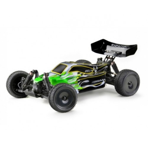 Buggy AB2.4 4WD RTR 1/10 EP + Bat. NIMH & EU charger Ready To Run Absima