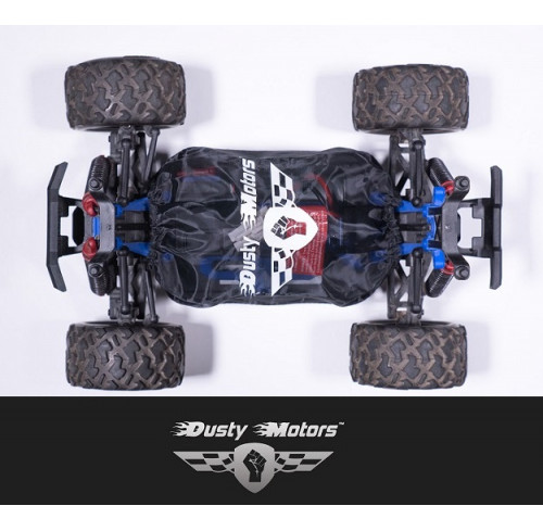 LaTrax Rally SST Teton Chassis Protective Cover BLACK Dusty Motors