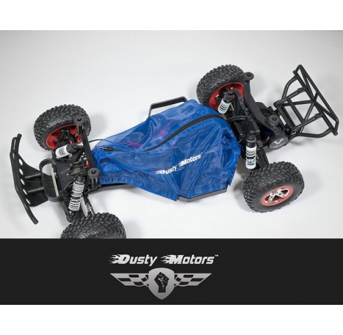 Traxxas SLASH 2WD LCG CHASSI Protection Cover BLUE Dusty Motors