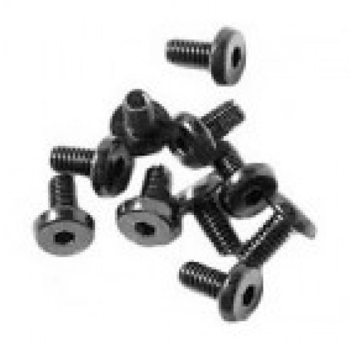Parafusos (Sextavada) M3x8mm GS Racing (10)