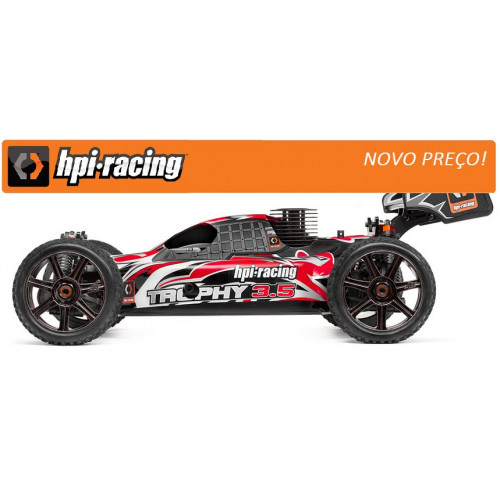 Trophy 3.5 Buggy 1/8 2.4GHz Ready To Race HPI