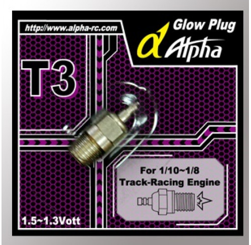 Vela Turbo Glow Plug T3 Hot Alpha