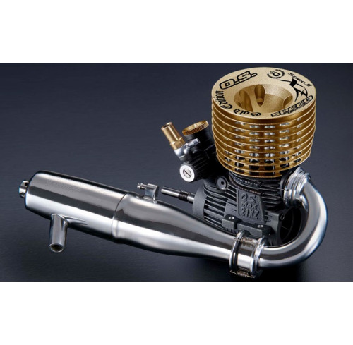 Motor Speed 21XZ B Spec2 Gold Edition+Escape T 2060SC O.S.
