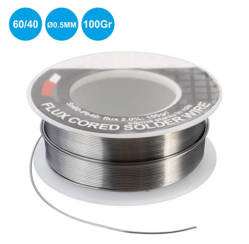 Solda 0.5mm 60/40 100g CHROME