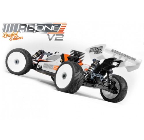 RB One V2 Limited Edition 1/8 2.4GHz Ready To Run