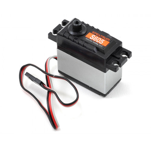 Servo S605 Digital 9.0 Kg 0.24s Spektrum