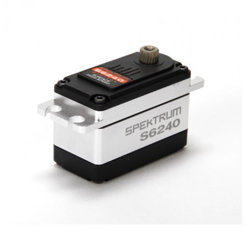 Servo S6240 Digital 15.0 Kg 0.08sec High Speed Spektrum