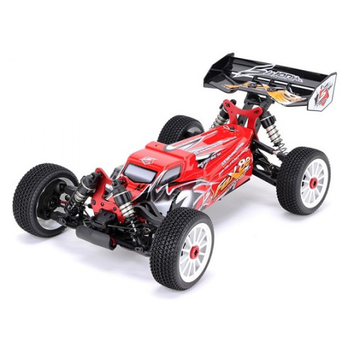 Buggy S350 FOX8e 1/8 Off Road BLEP RTR Buggy (Red) SWORKz