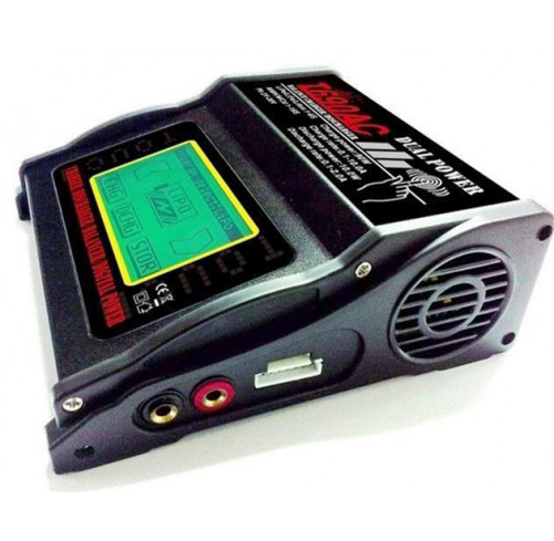 Carregador LiPO 90W Touch Digital T690AC Dual Power
