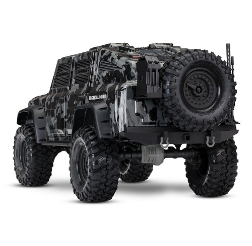 TRX4 Scale & Trail TACTICAL UNIT Crawler 1/10 Ready To Fun Traxxas