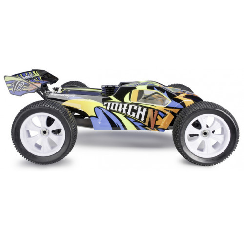 "1:8 GP Truggy ""Torch N"" TR8T RTR Team C"