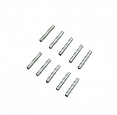 Pin Set 2.5x15.8mm Chrome Steel (10) Ultimate Racing