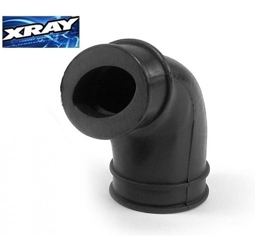 Air Filter Elbow   Low Profile XRAY